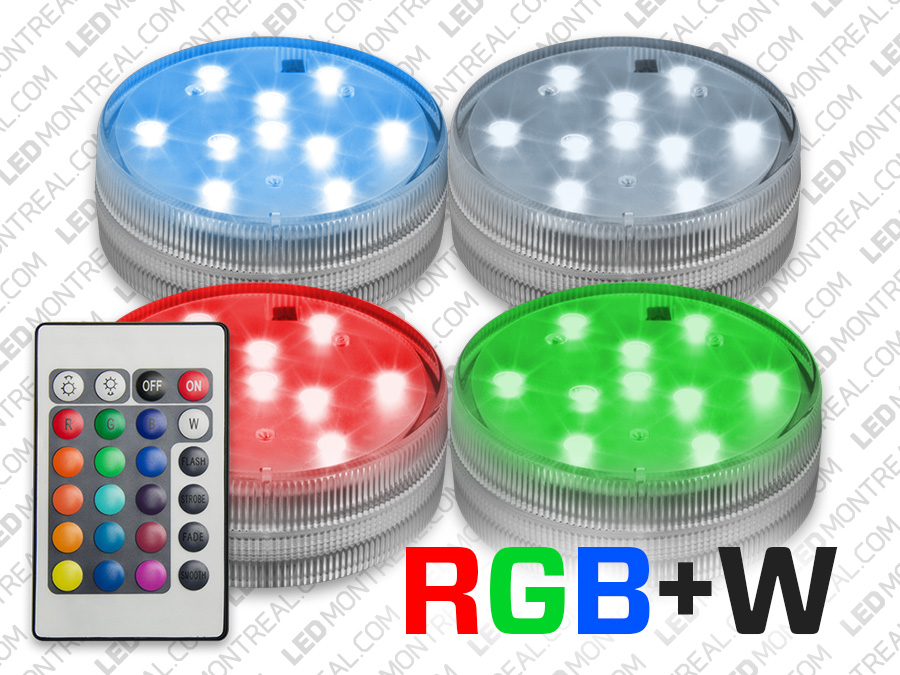 Rgb led puck light magnet montreal rgb led puck light aloadofball Choice Image
