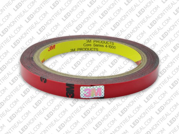 Double sided 3M Acrylic tape for LED Strips