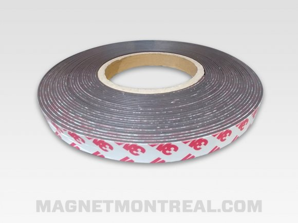 Magnetic Tape - 100+cm by 1.5cm